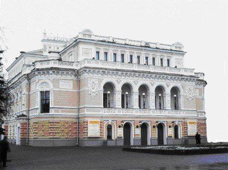 Павел I. Нижегородский театр им. М. Горького