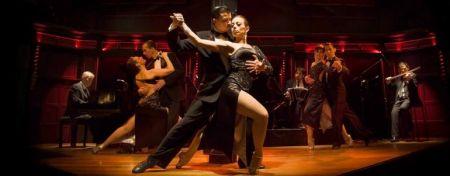 Шоу Tango Buenos Aires