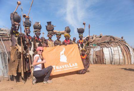 «Африка в Яффо». Встреча-лекция с Эйнат Кляйн