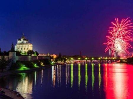 День города в Пскове 2021. Праздничные события