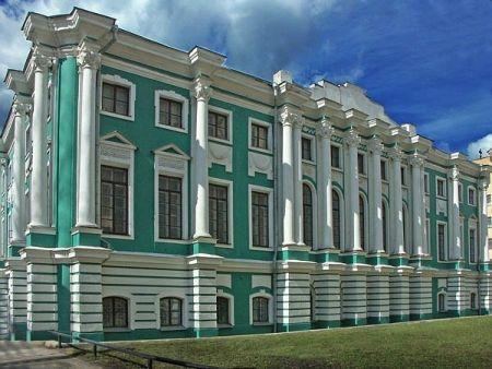 воронежский художественный музей, выставка знаткова
