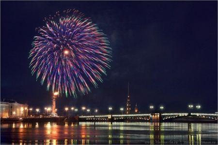 День города Санкт-Петербург 2014. Программа мероприятий.