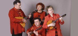 Юбилейный концерт квартета «Каравай». Пермская краевая филармония