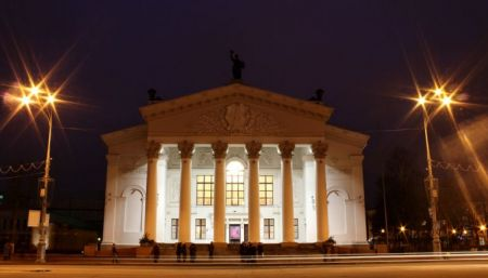 СПАСИБО, МАРГО! Гомельский драматический театр