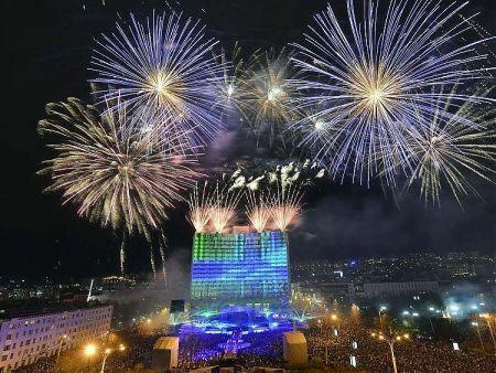 День города в Мурманске 2020. Программа праздника