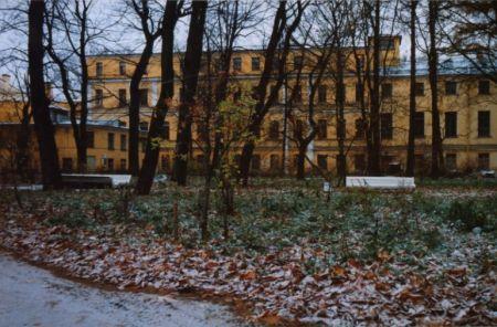 Экскурсия «Под кровлей Фонтанного Дома...». Музей Анны Ахматовой в Фонтанном Доме