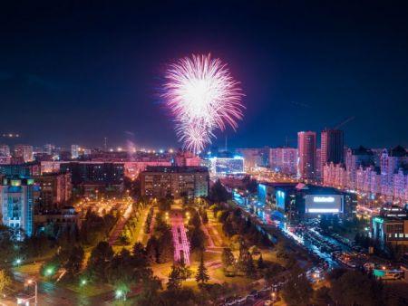 День города в Новокузнецке 2021. Праздничные мероприятия
