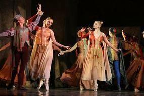 Балет Ромео и Джульетта. Челябинский государственный академический театр оперы и балета им. М. И. Глинки