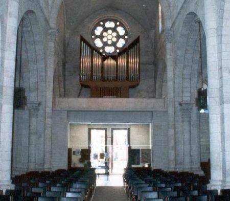Международный фестиваль органной музыки 2012-2013.