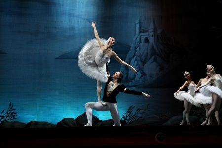 Лебединое озеро от театра «Русский балет» в г. Тель-Авив. 2015