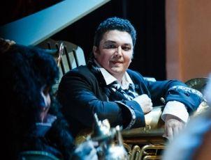 Севильский цирюльник. Самарский академический театр оперы и балета