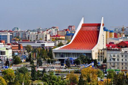 Кармен. Омский музыкальный театр