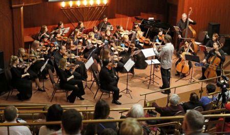 Камерный оркестр «Коллегиум Музикум». Клуб Алексея Козлова