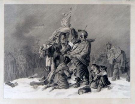 Выставка «Война 1812 года глазами очевидца. Графика Х.В. фон Фабера дю Фора» (21 ноября - 22 января)