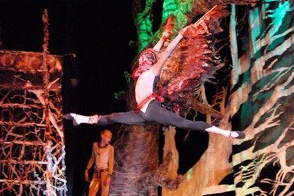"""Балет """"Маугли"""". Тюменская Филармония"""