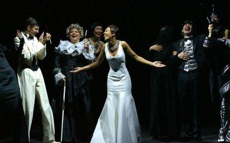 ЛОНДОН ШОУ. Театр «Сатирикон»
