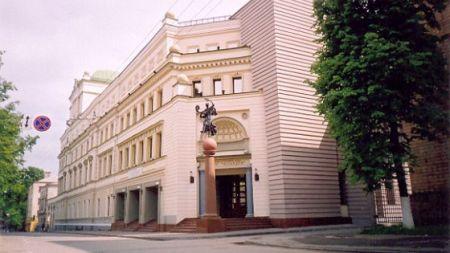 СКАМЕЙКА. Нижегородский театр Комедiя