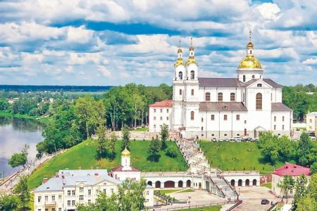 День города в Витебске 2021. Программа праздника
