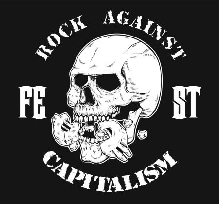 Rock Against Capitalism Fest 2018