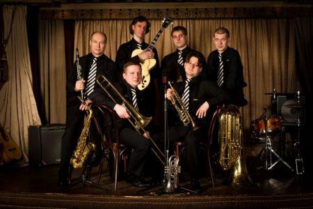 Moscow Ragtime Band. Клуб Андрея Макаревича