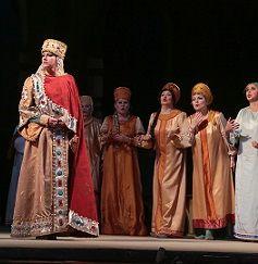 Князь Игорь. Челябинский театр оперы и балета