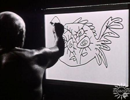 Фильм Таинство Пикассо. Музей истории белорусского кино