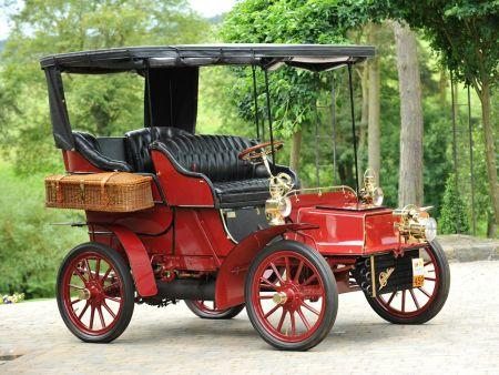 Cadillac Model B Surrey