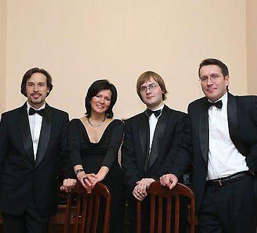 Концерт «Filarmonica»-квартета. Новосибирская государственная филармония