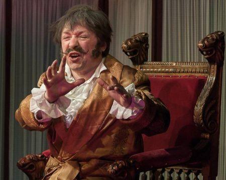 Спектакль «Вот Вы спрашиваете, как мы поживаем…». Московский дом музыки