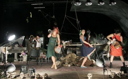 ОТЕЛЛО. Театр «Сатирикон»
