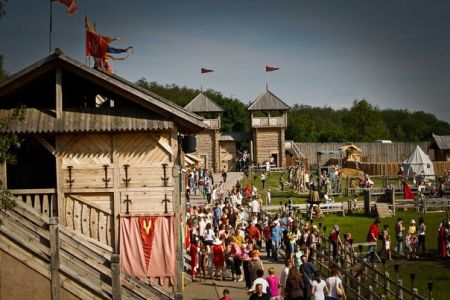 Фест Билини стародавнього Києва 23-26 серпня