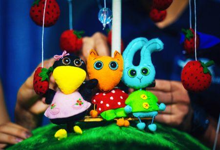 Сказки маленького Лисенка. Детский камерный театр кукол