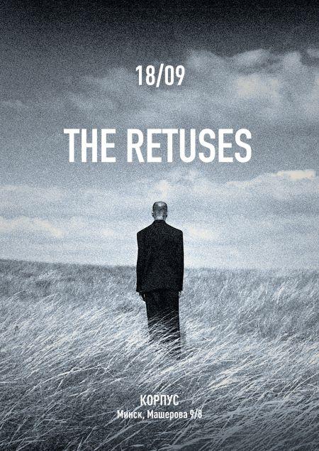 Концерт группы The Retuses в г. Минск