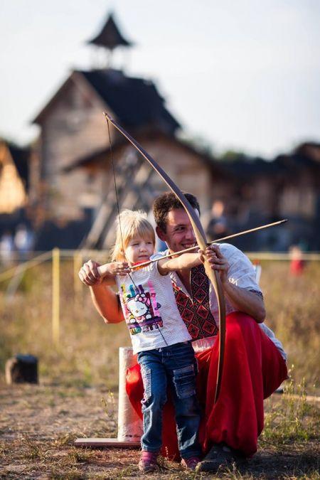 Фестиваль «Козацький Спас» 2019