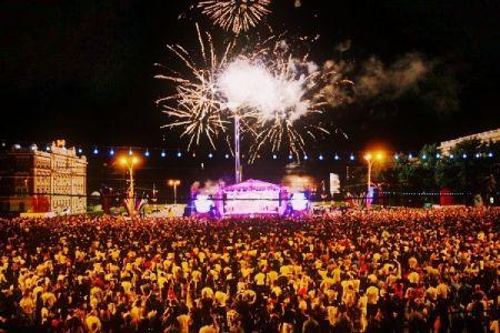 День города в Ростове-на-Дону 2021. Программа праздника