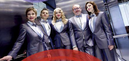 Время a cappella. Новосибирская филармония