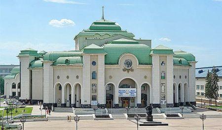 БЕЛЫЙ ПАРОХОД. Театр драмы им. Мажита Гафури