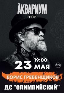 Борис Гребенщиков и «Аквариум». Концерт в г. Чехов