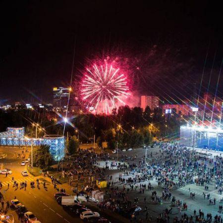 День города в Химках 2021. Программа праздника