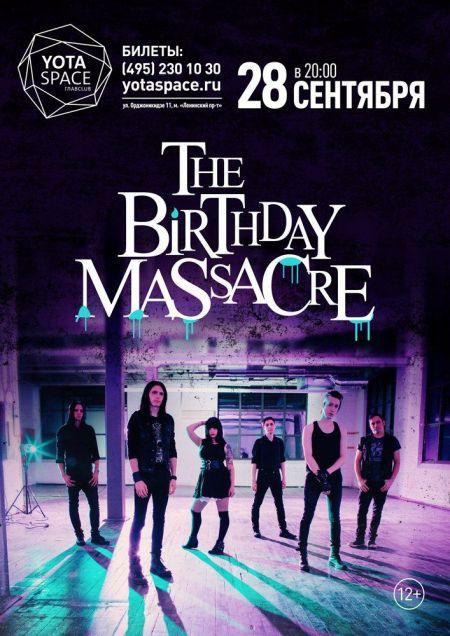 Концерт The Birthday Massacre