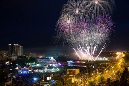 День города в Иваново 2021. Праздничная программа