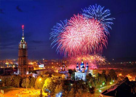 День города в Тамбове 2018. План праздника