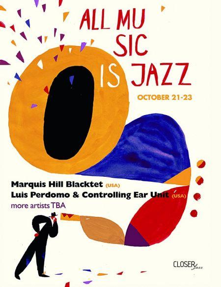 Фестиваль All Music is Jazz 2016