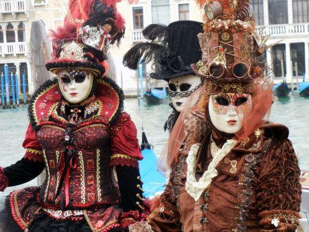 Венецианский карнавал. Музей Моды