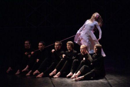 Балет Евгения Панфилова. Самарская филармония