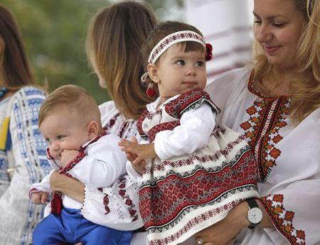 парад вишиванок в днепропетровске