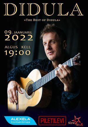 Концерт ДиДюЛя в г. Таллин
