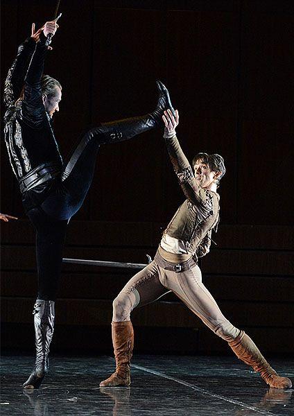 Ромео и Джульетта. Михайловский театр