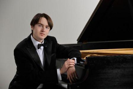 Концерт Даниила Трифонова. Самарская государственная филармония