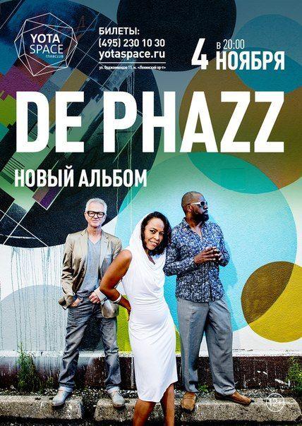 Концерт группы De-Phazz
